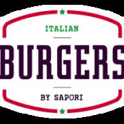 italian burger logo